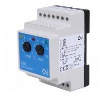 Термостат для обогрева водостоков ETR/F-1447A с датчиком температуры