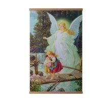 Пленочный обогреватель домашний очаг ангел хранитель