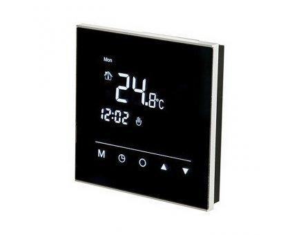 Купить Терморегулятор WARMLIFE, программируемый черный в Москве