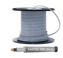 Греющий кабель без экранирующей оплетки EASTEC SRL 24-2