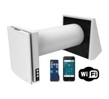 Рекупер воздуха Blauberg Winzel Expert Wi-Fi RW1-50 P